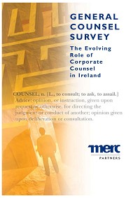 General Counsel Survey